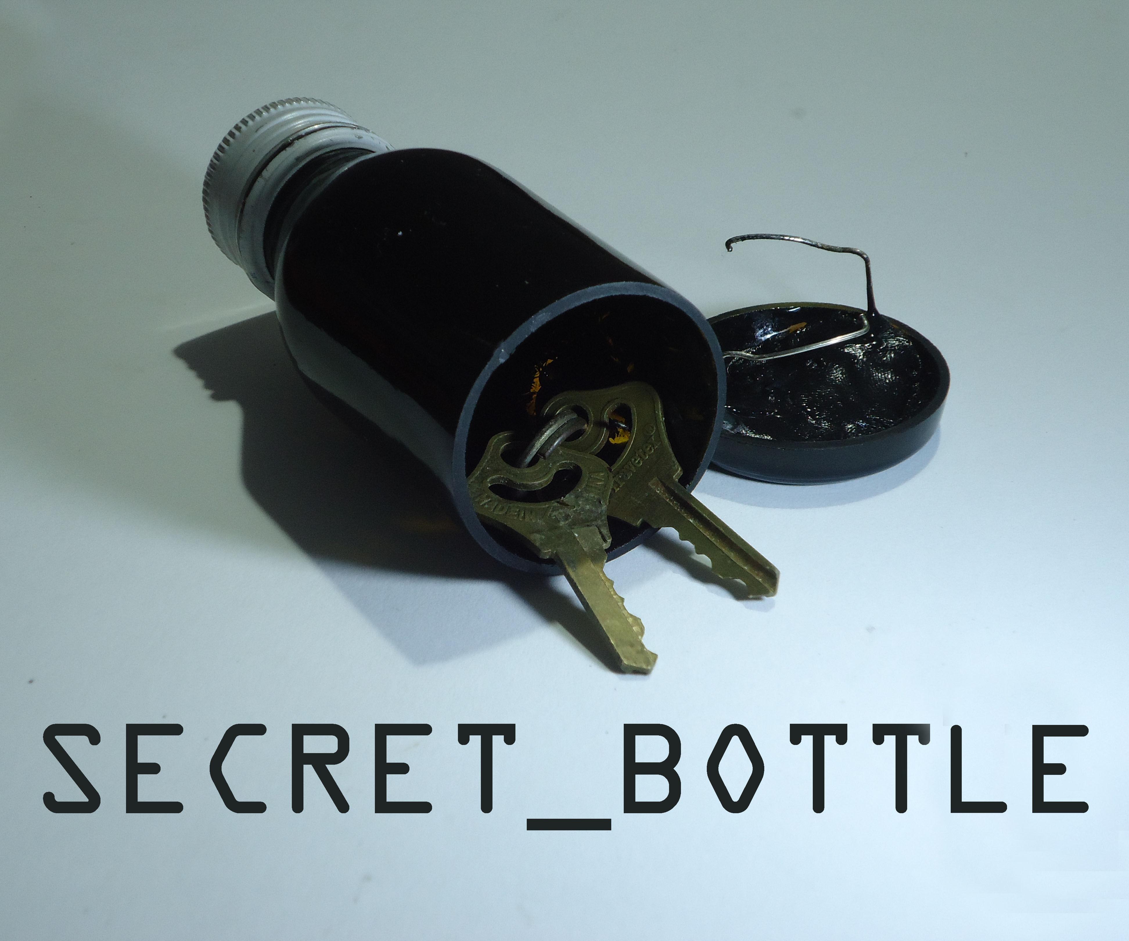 SECRET BOTTLE