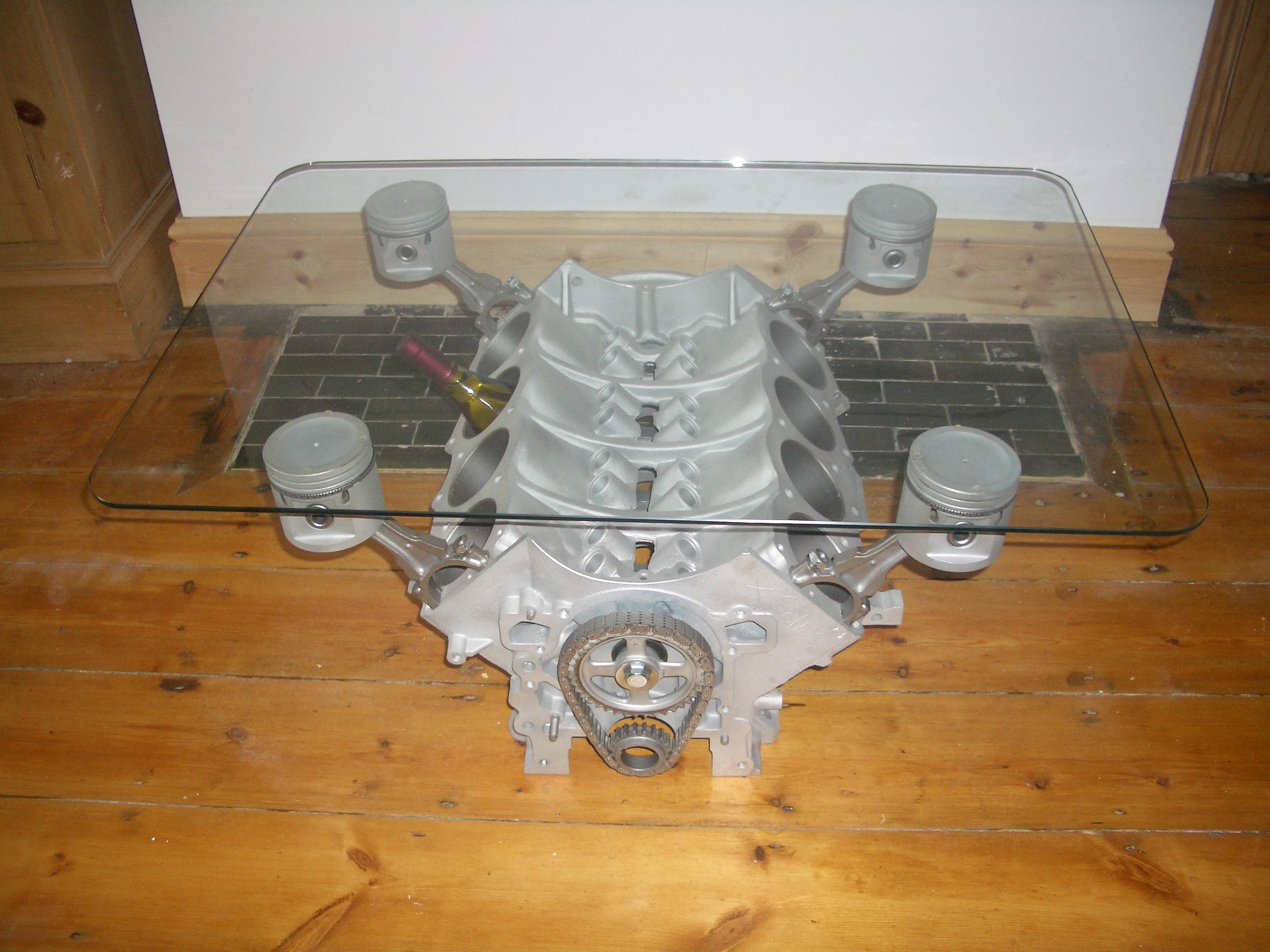 V8 Engine Table