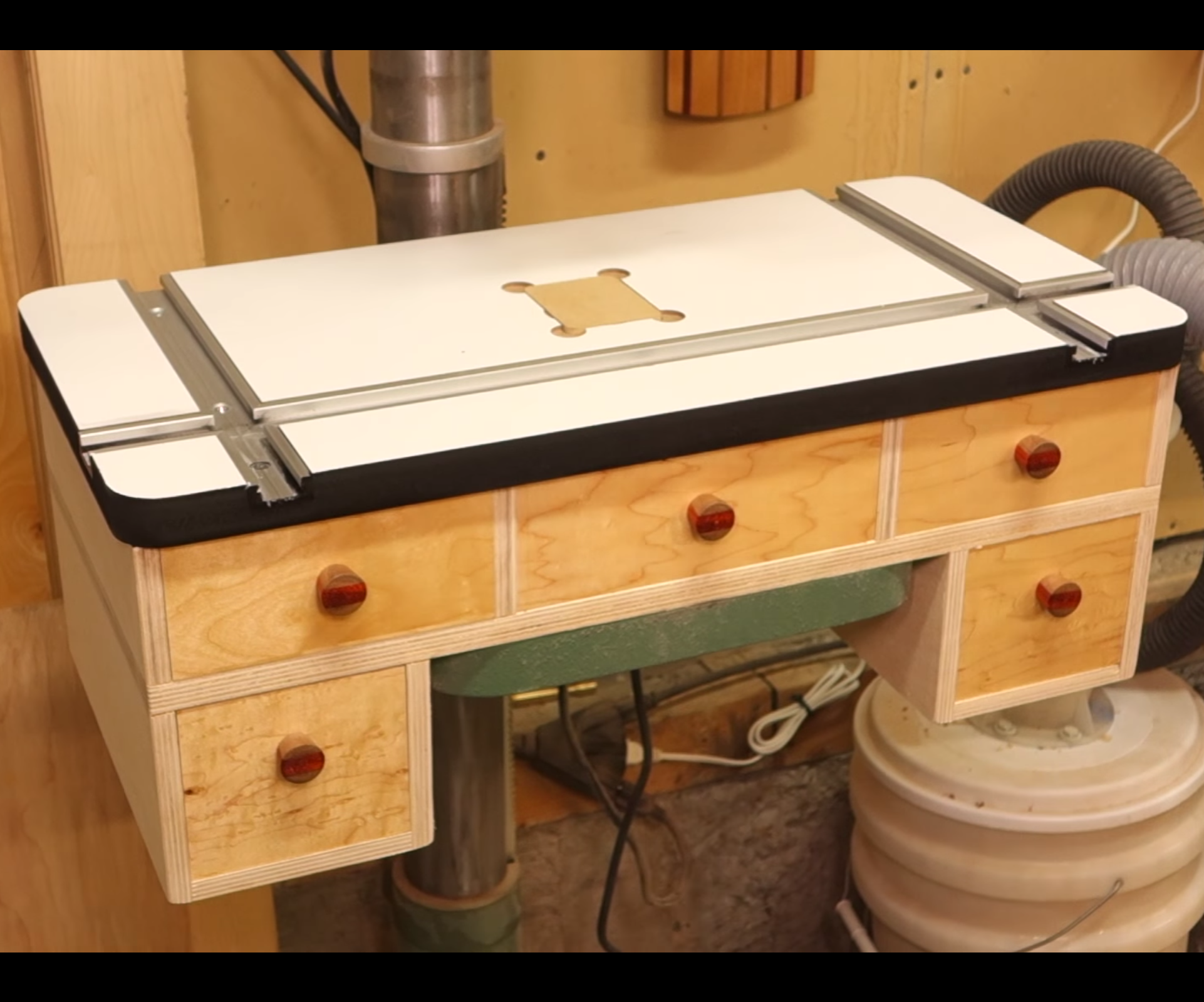 Ultimate Drill Press Table