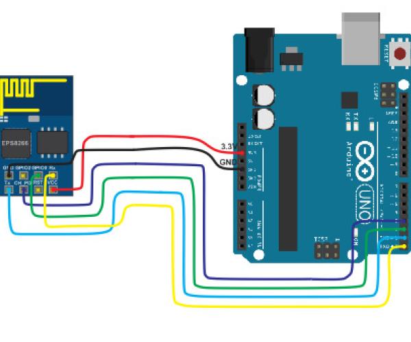 Cargar Firmware Al ESP8266 Con Arduino