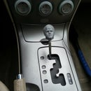 Turn Your Head or anything else into a Stick Shift!