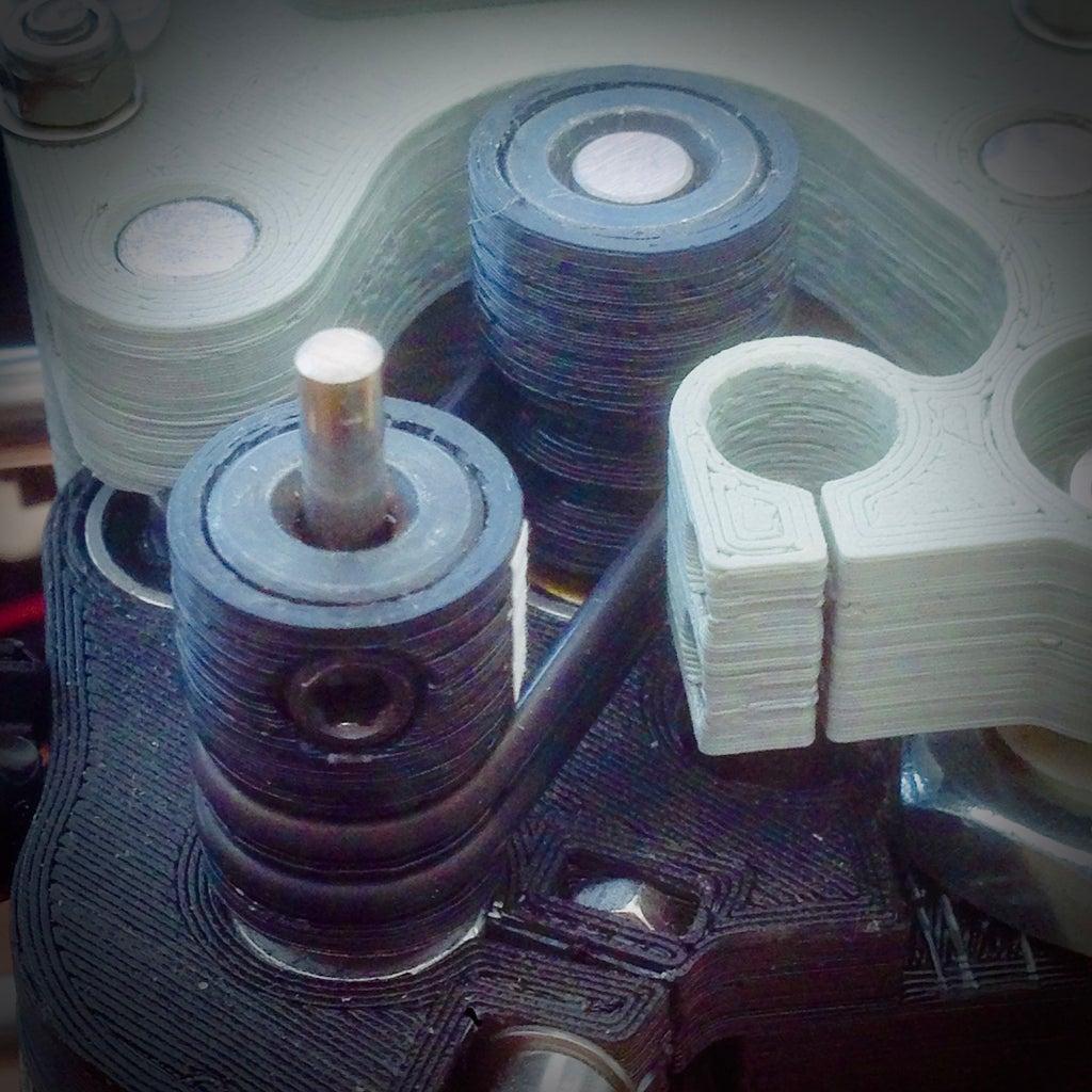 Motor/Spindle Pulleys