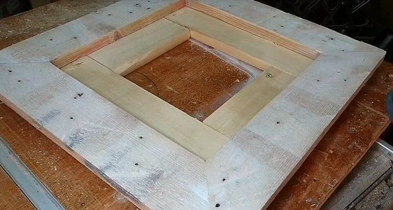 Table Top Outer Frame