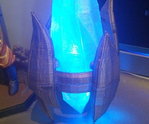 Protoss Pylon With Light