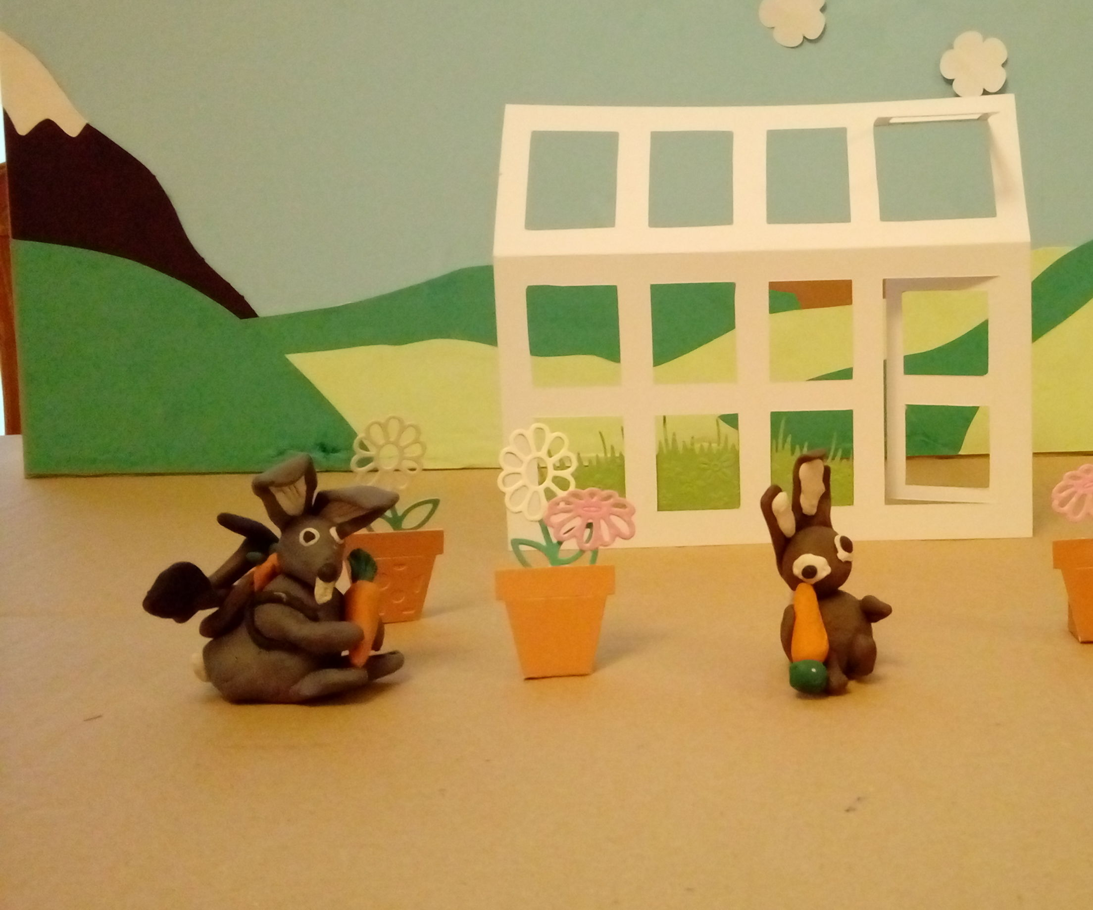Animation With Paper Props