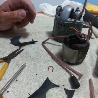 Restore a Vintage Power Drill