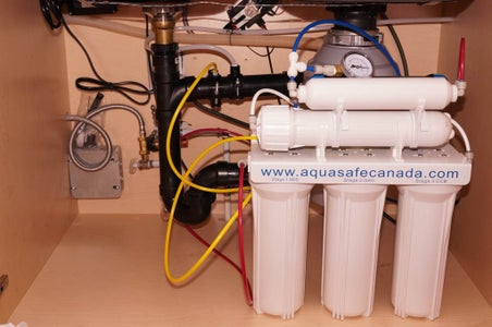Reverse Osmosis System*