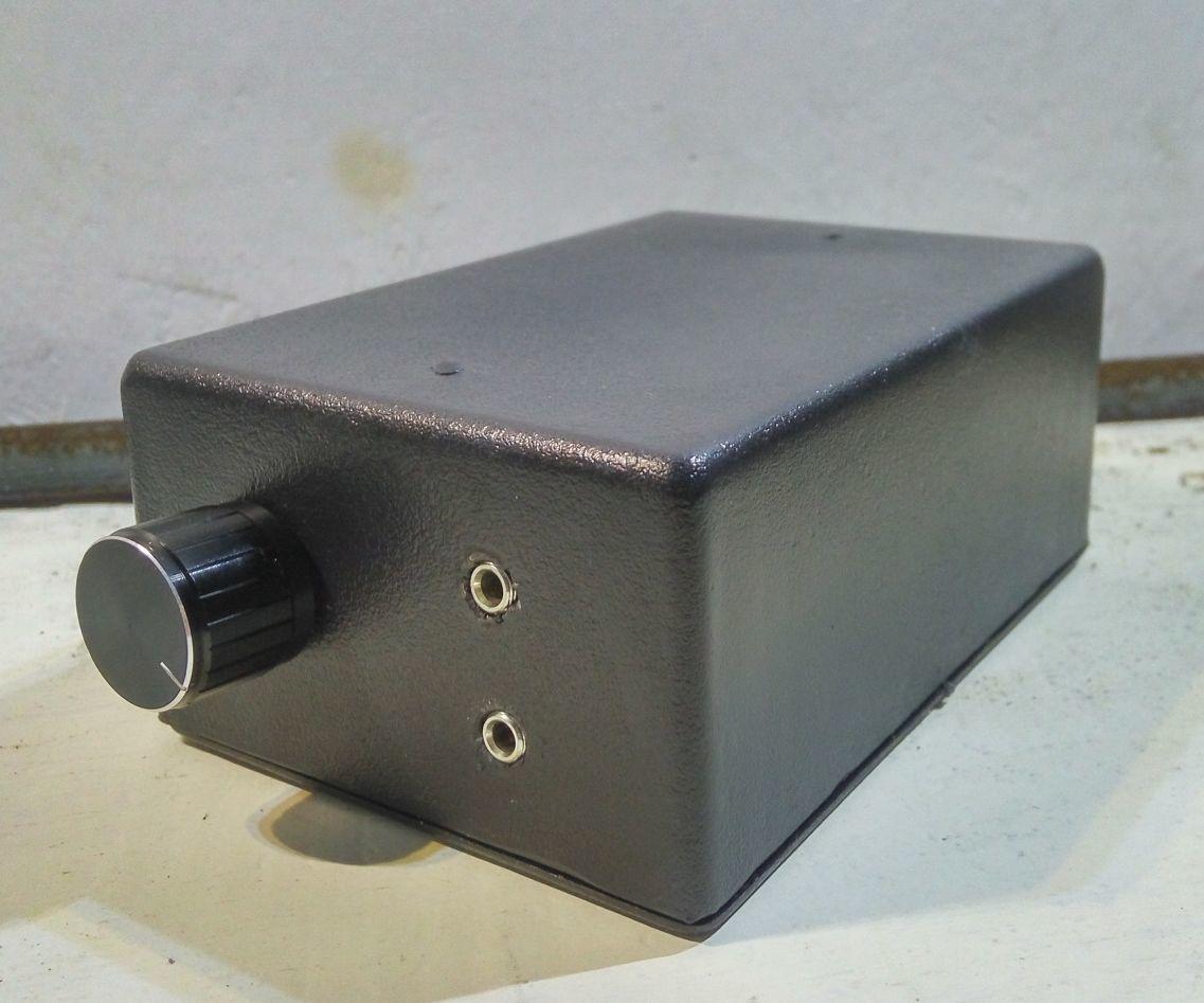 Make USB DAC Amplifier!