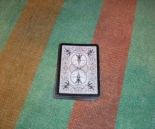 How to Do a Card Flourish