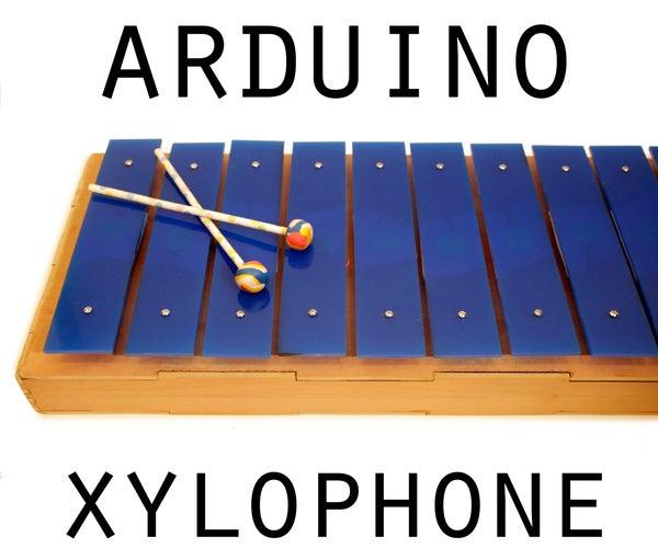 Arduino Xylophone