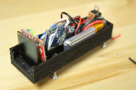 The Final Arduino Data Glasses