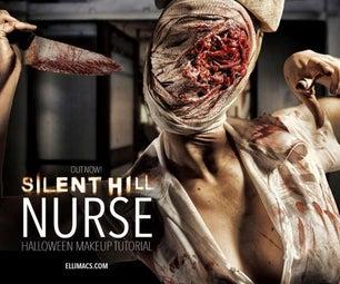 Silent Hill Nurse - SFX Makeup Tutorial