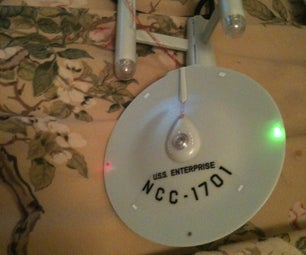 USS Enterprise : Arduino Mini Powered.