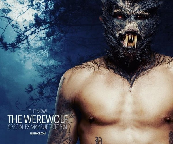 Werewolf / Lycanthrope - SFX Makeup Tutorial