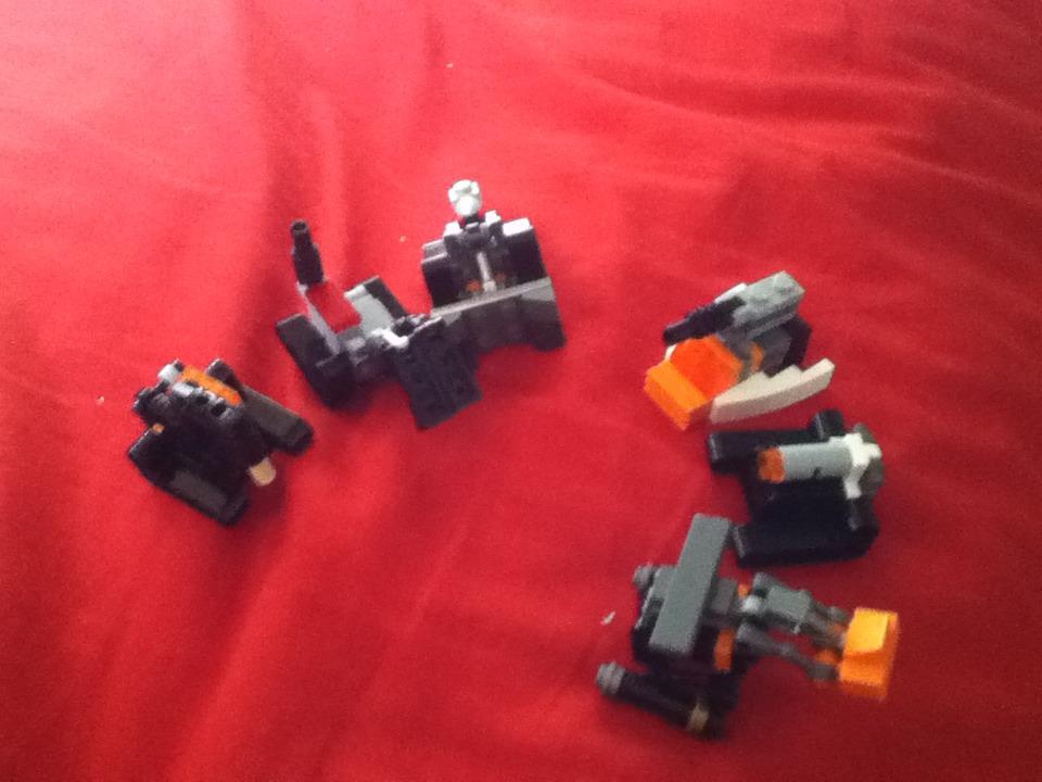 Termination Minicon Squad