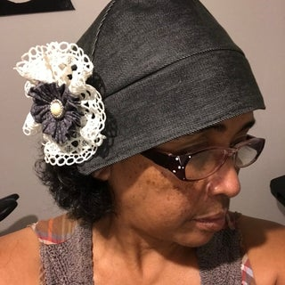 How to Sew a Cute Cloche Hat