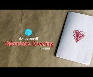 DIY : Valentine's Greeting