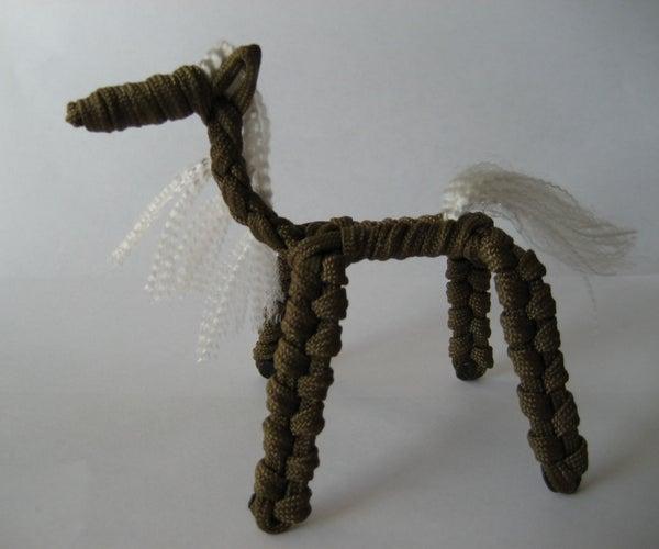 Posable Horse