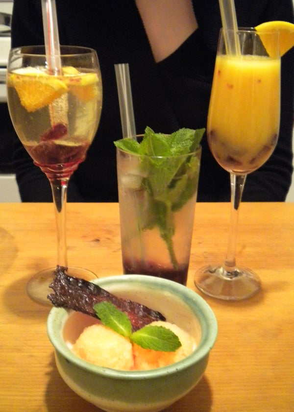 Sweet & Sassy: Fun Brunch Cocktails & Treat