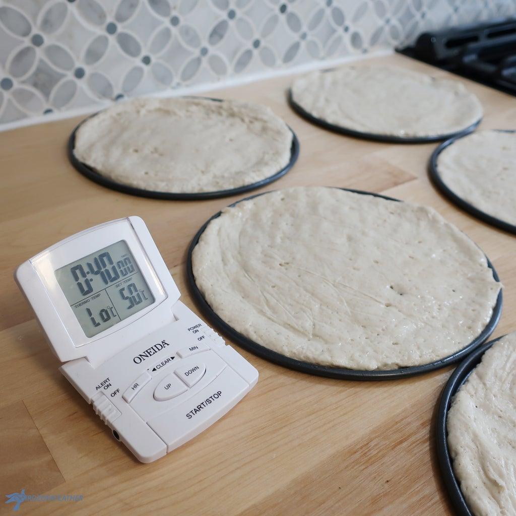 Pre-bake Crusts