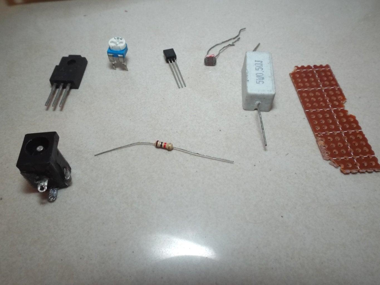 Light Sensitive Circuit