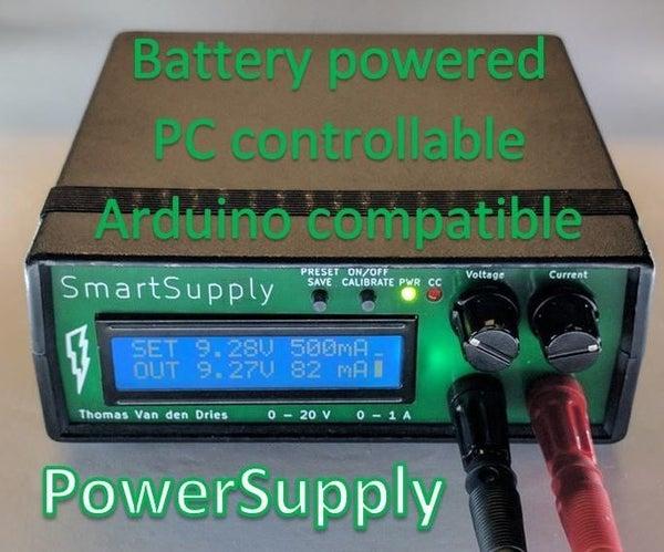 Digital Battery Operated Powersupply