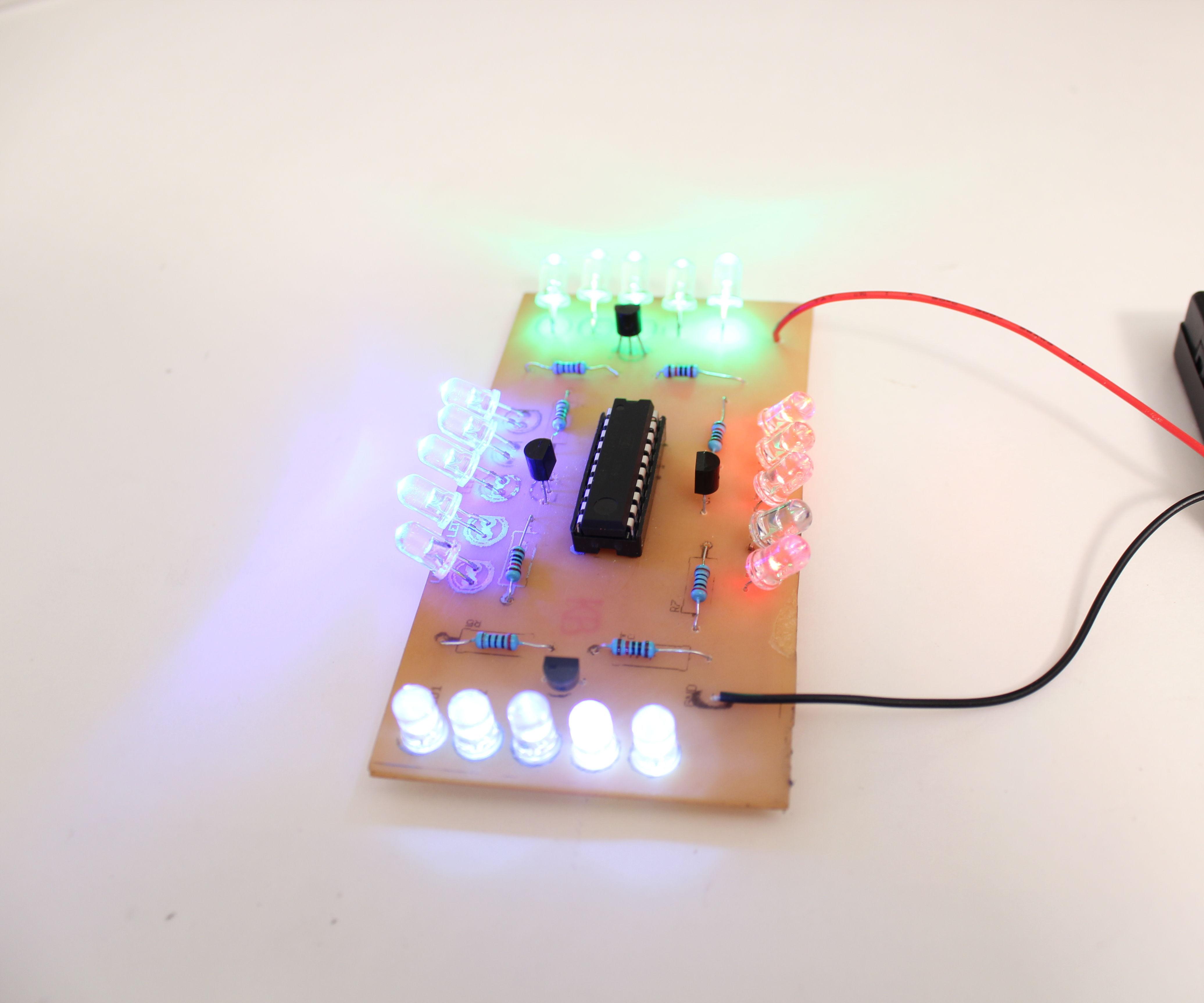 DIY Super Bright LED Skate Lights