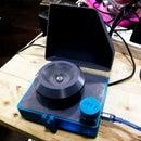 3D Printed DIYbio Mini-Centrifuge