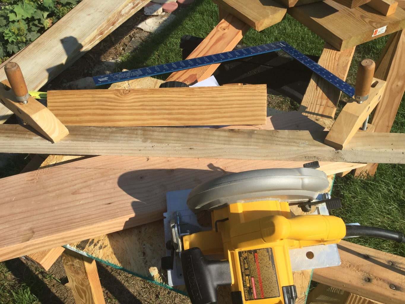 Making and Installing the Rafter Eave Flares