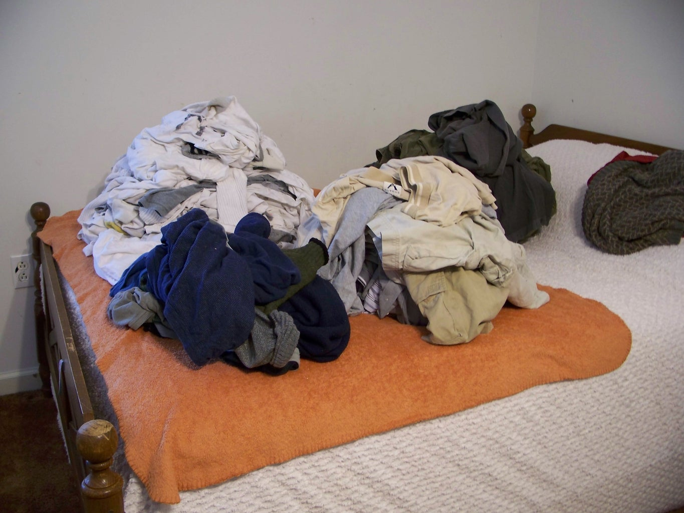 Step Two: Laundry
