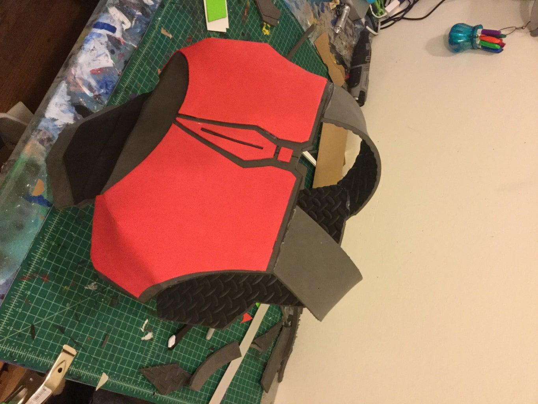 Chest & Back Pieces