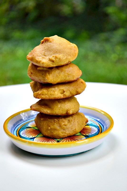 42 Calorie Pumpkin Cookies