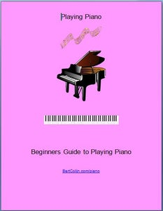 Beginners Guide to Playing Piano