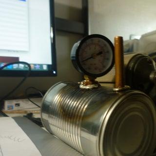 DeskTop Steam Boiler