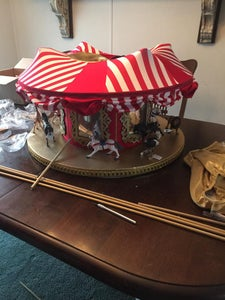 Add Toy Animals to Carousel