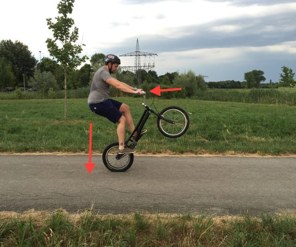 How to Jump Forward Using Your Trial Bike