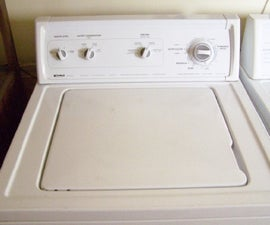 Extend the Life of a Washing Machine Timer