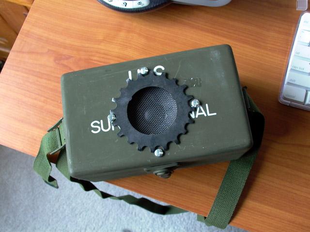 Simple iPod Amp