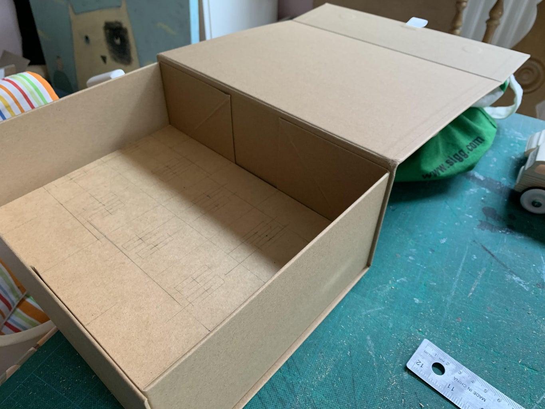 制作礼品盒(可选)