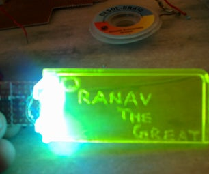 How to Make a Led Sign Board