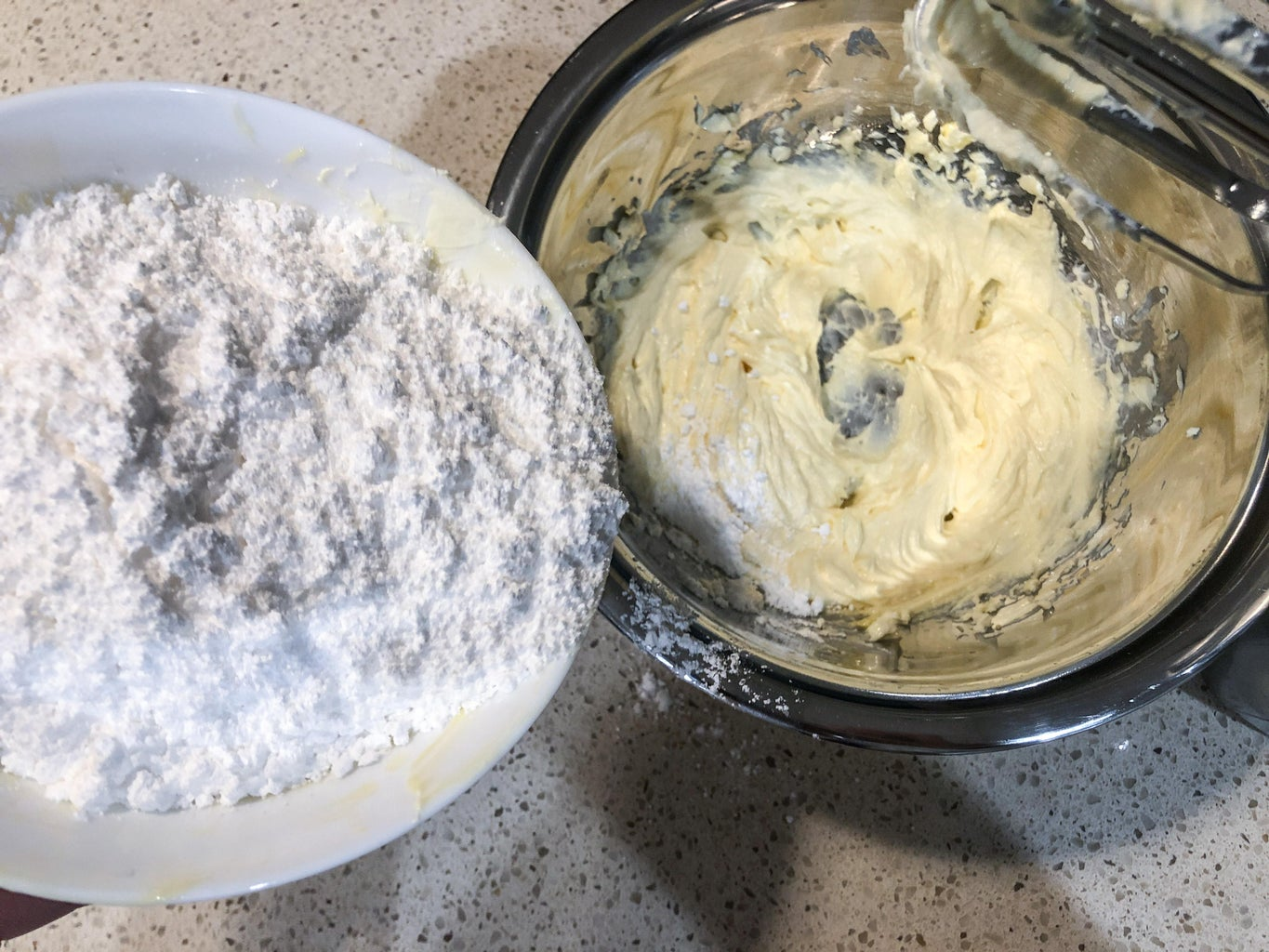 Make Cream Cheese Frosting