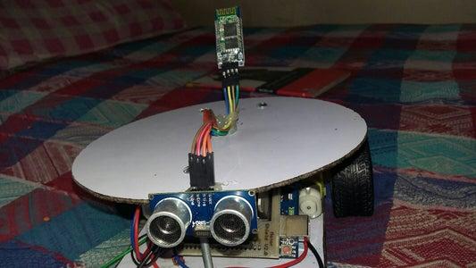 Spy Robo Car