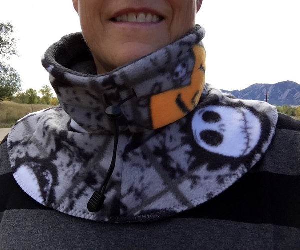 How to Sew a Cozy Neck Warmer for Winter