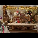 Simple Christmas Automata Ornament