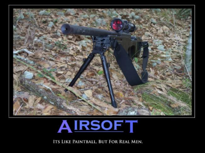 Airsoft: Buying a Airsoft Gun