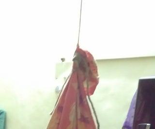 DIY Easy Punching Bag