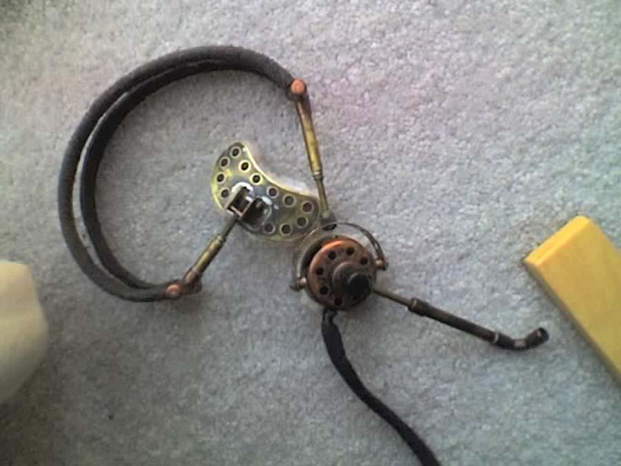 Steampunk Headset
