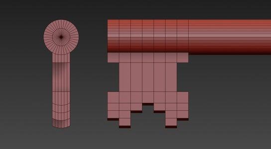 Beginning the 3D Model