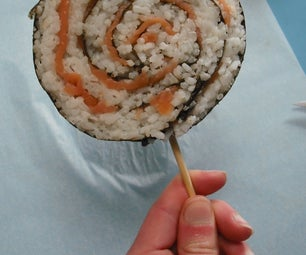 Sushi on a Stick