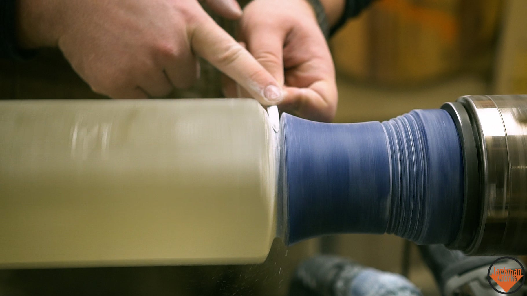 Sanding and Shaping the Epoxy